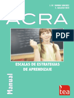 ACRA Extracto Web