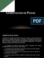 Cementación PRODUCCION 1