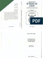 MILLER, J-A - El deseo de Lacan (1).pdf