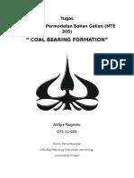 Genesa Coal Bearing Formation