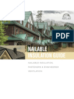 Atlas Nailable Insulation Guide