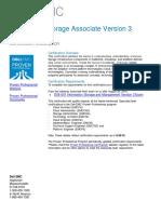 Information Storage Associate Version 3 (EMCISA)