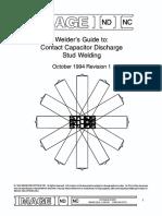 Contact Welders Guide