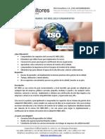 Ficha Tecnica Seminario ISO 9001 2015 Fundamentos