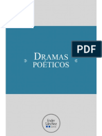 Dramas poéticos por Ender J. Sánchez S.