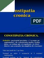 ConstipatieCronica 2011 Dec