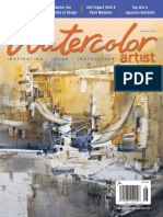 Watercolor Artist Magazine [Aug-Sept 2015]