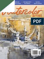 Watercolor Artist Magazine [Aug-Sept 2015]