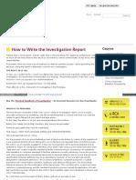 Www Kelvintopset Com Resources How to Write the Investigatio