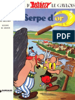 Asterix - T02 - La Serpe d'or - 1962