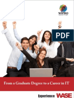 Wase Graduate to Careers in It