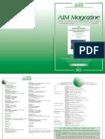 AIMMagazine2009n.1(1)