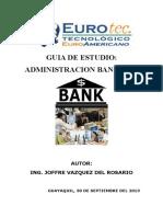 Manual de Administracion Bancaria