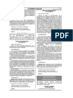 DS 020-2007-MTC-Aprueban TUO Del Reglamento