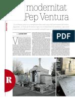 La Modernitat de Pep Ventura