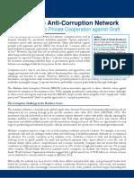 CAPI Maritime Anti Corruption Network Issue Brief