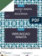 Inmunidad-Innata y Adquirida