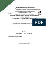Trabajo Integracion Latinoamericana en La Actualidad_al 27-09-2016