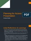 planningforaccesspresentation cradley