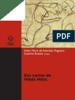 Org. Reguera, Nilze; Busato, Susanna. Em Torno de Hilda Hilst