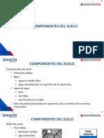 3.1 Componentes y Fases Del Suelo