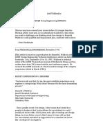 Waldron - Secret Confessions of a Designer - Nov 1992 Mechanical Engineering - Text Version