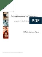 Altamirano Fajardo - De Los Charruas a Los Tupamaros