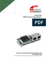 COMX Communication Module Design Guide DG 18 En