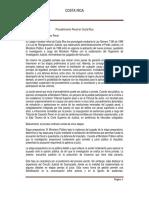 Procedimiento Penal en Costa Rica  Descripción del Proceso Penal