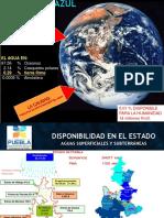 Planeación Territorial de Los Recursos Hidráulicos