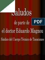 Tecnicas Modernas de Tasacion DrEdouard Magnou Dic 2006