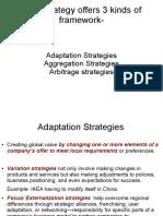 AAA Strategy