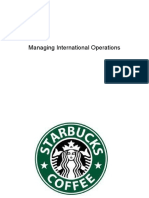 Environmental Challenges and Starbucks