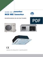 Manual de Instalación y Mantenimiento sistema Inverter