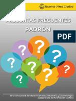 FAQ Padron