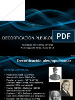 Decorticacion CARLOS 2016