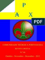 Revista Online Pax Nº66