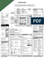 Guía Rápida Modo Fotocopiadora