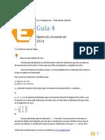 Matrices 2014