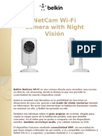 NetCam Wi-Fi Camera With Night