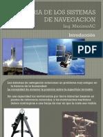 Historia de los sistemas de navegación