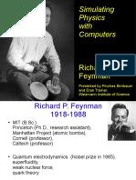 Feynman Simulating