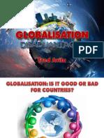 Globalization by Fred Avila