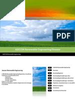 Asecon Renewable Engineering-Dossier