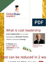 Global Cost Leaders