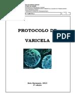 Protocolo de Varicela 2013 V2