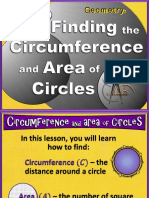 circumference and area ppt2