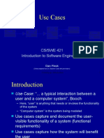 Basic Use Cases Template