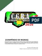 Compêndio Gaúcho de Real Action - 2016