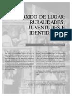 Juventud y Ruralidad Chile